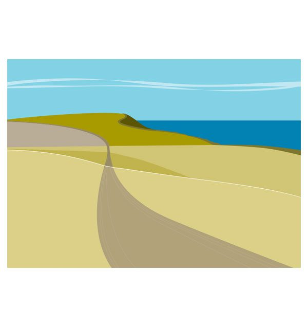 Cleveland Way - Coastal Path