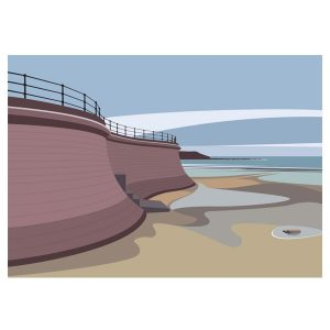 Filey Breakwater