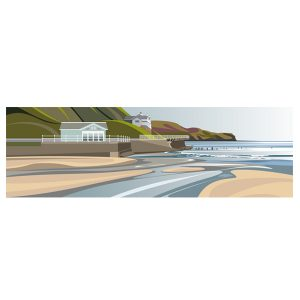 Sandsend Nab - Panoramic