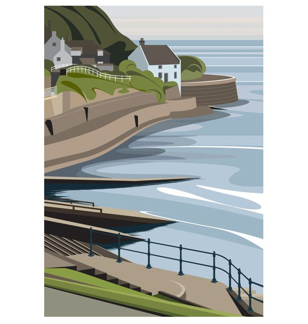 Coastguards Cottage - Runswick Bay