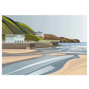 Sandsend Nab - (landscape)