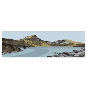 Loch Skeen - Panoramic