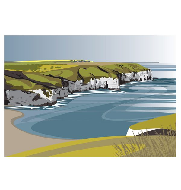 Flamborough Head - (landscape)