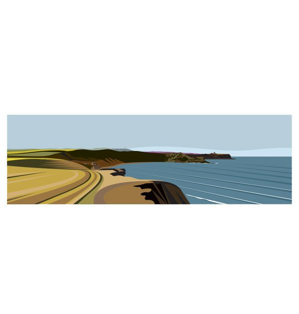 Cayton Bay - Panoramic