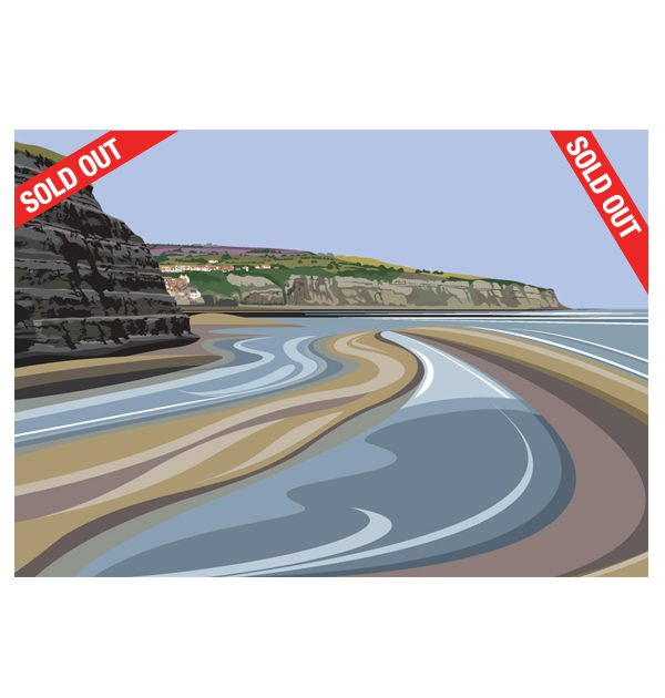 Sold Out - Robin Hood's Bay from Boggle Hole