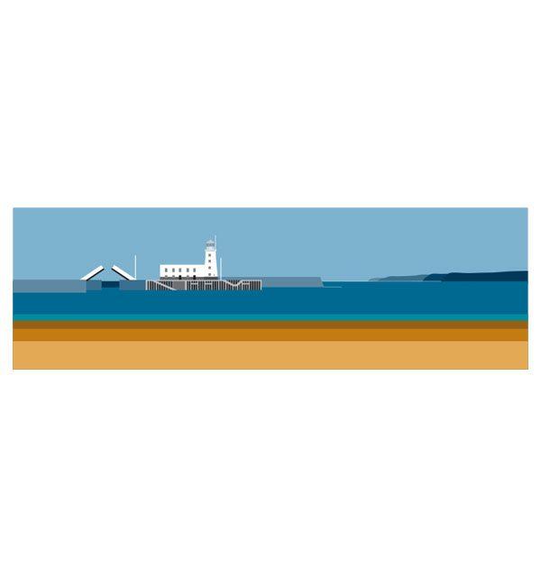Scarborough Lights - Panoramic