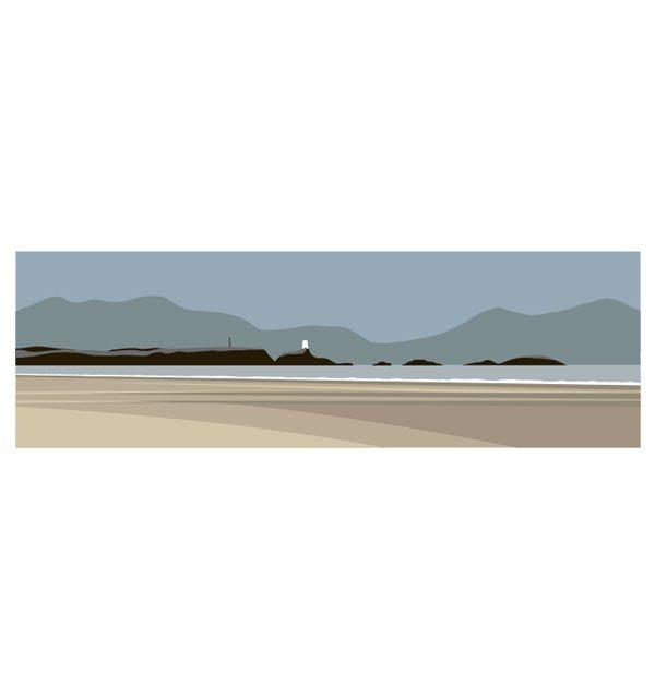 Towards Snowdonia - Panoramic