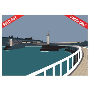 Sold Out - Whitby Abbey - Cards Only