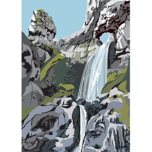 Gordale Scar Waterfall