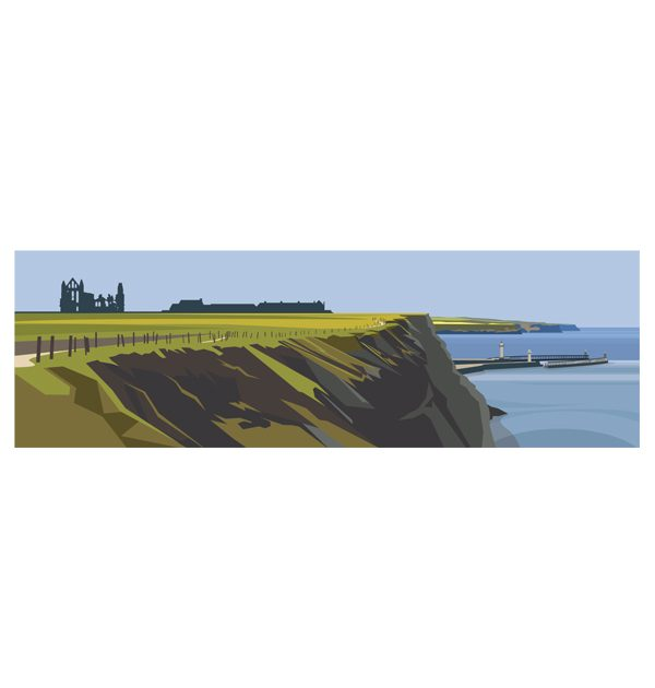 Whitby Headland - Panoramic