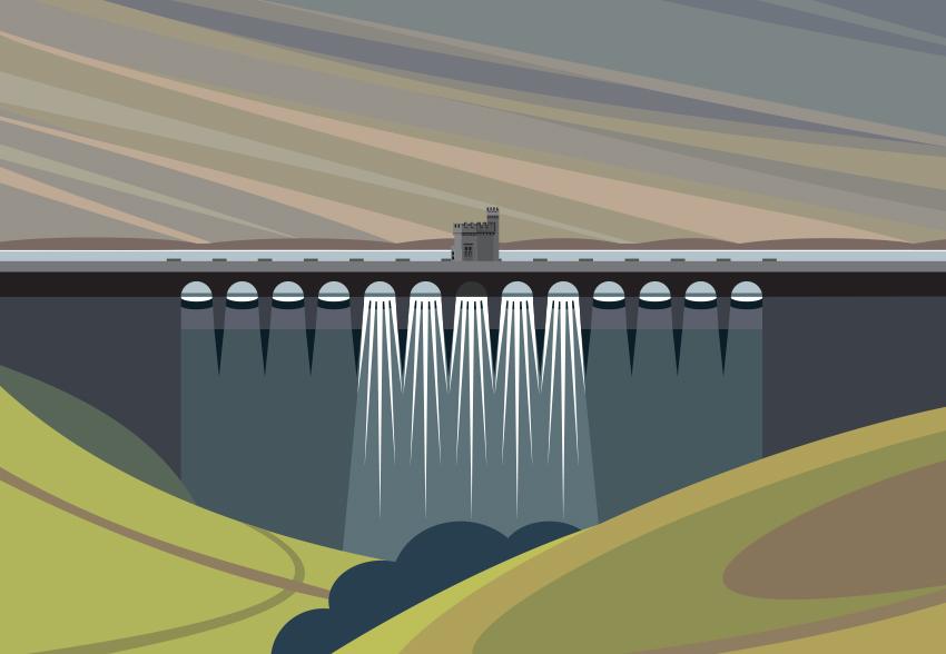 Ingram Dam