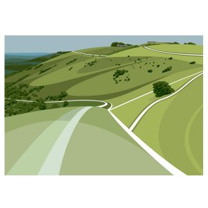 All Paths lead to Devils Dyke