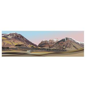 Panoramic. Glencoe