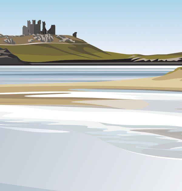 Embleton Bay & Dunstanburgh Castle