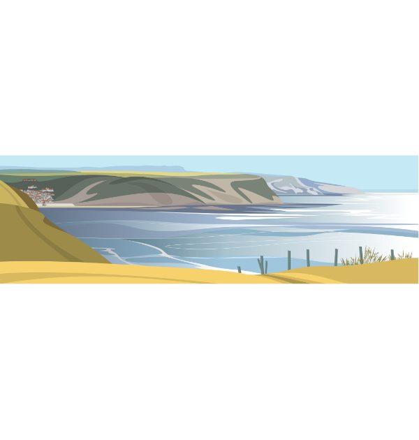 Kettleness to Runswick Bay
